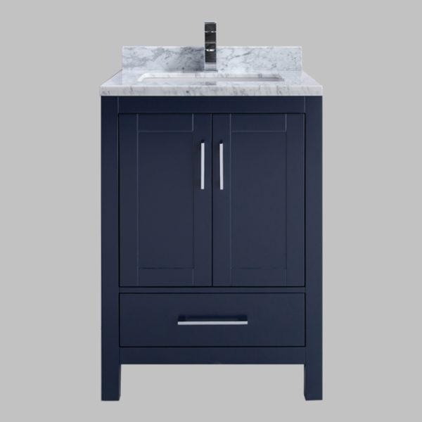 Bathroom Vanity Blue