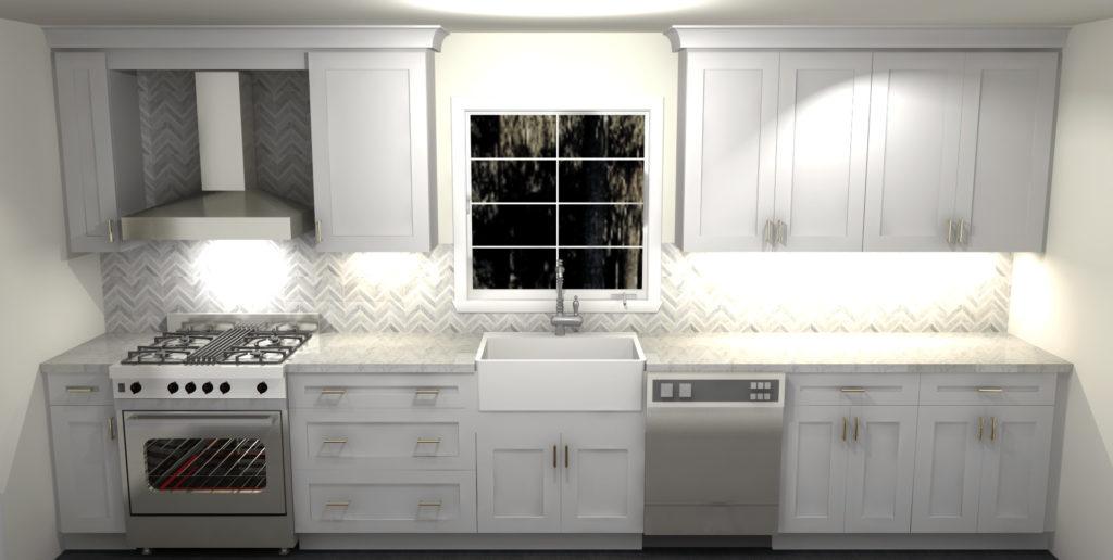 AJ1 kitchen