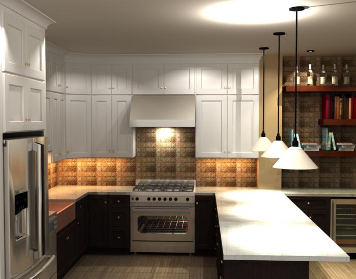 ED 7 kitchen