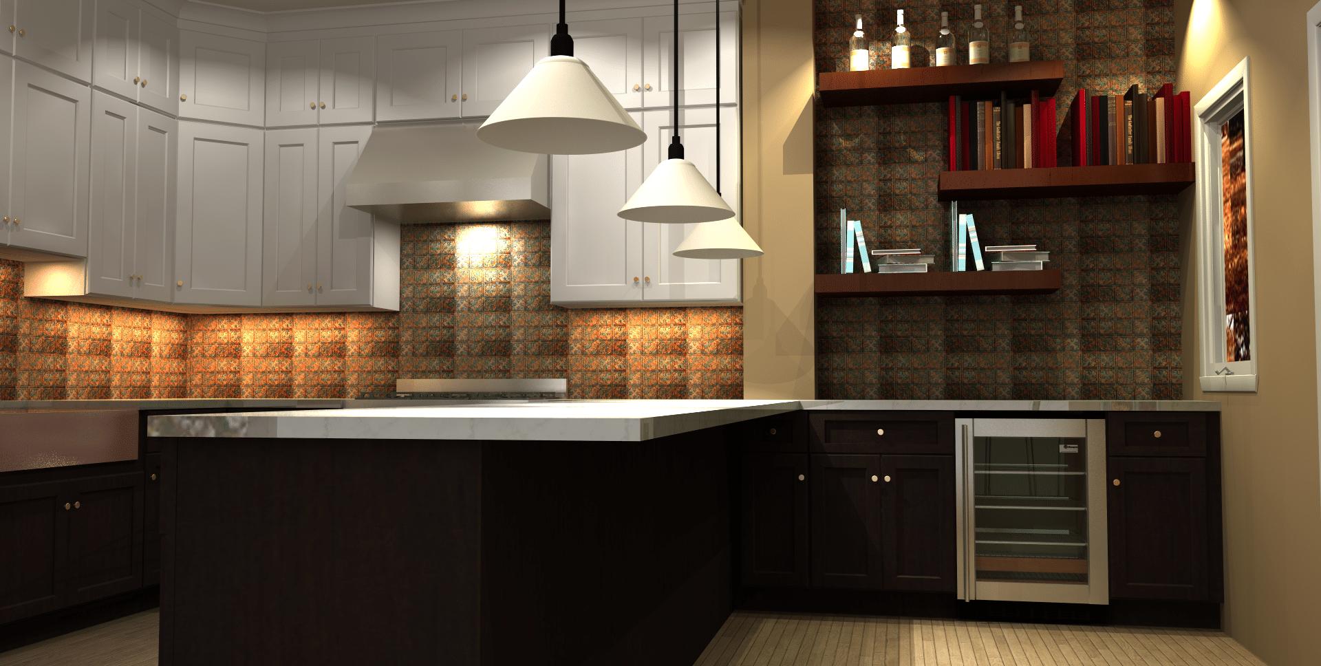 ED8 kitchen