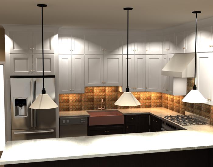 ED9 kitchen