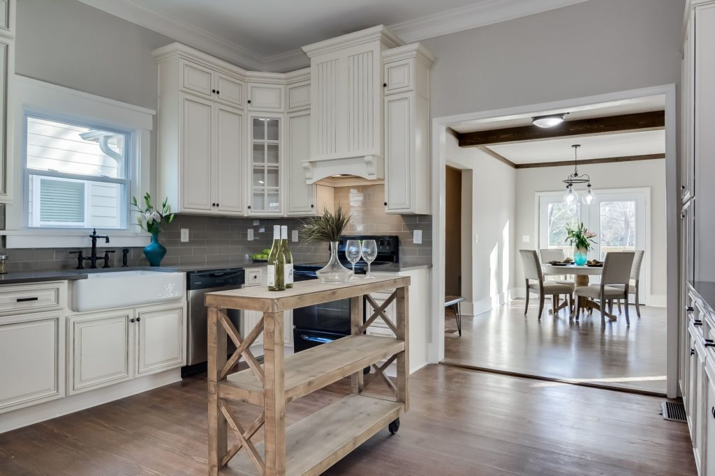 kitchen remodeling company in frederick