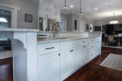 kitchen & bathroom remodeling services