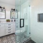 modern bathroom remodel design