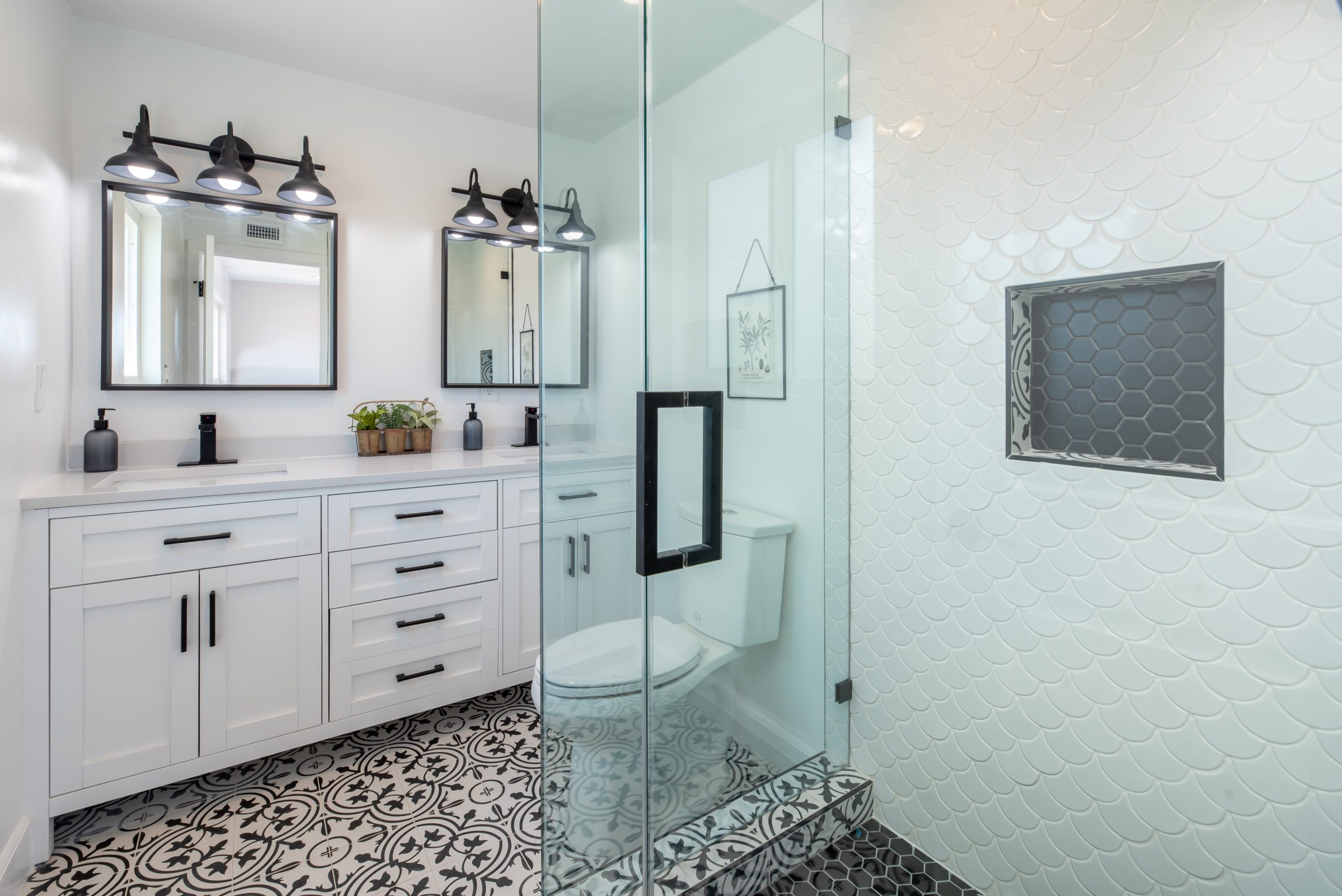Modern Bathroom Remodel Design Guide: Everything You Need to Know