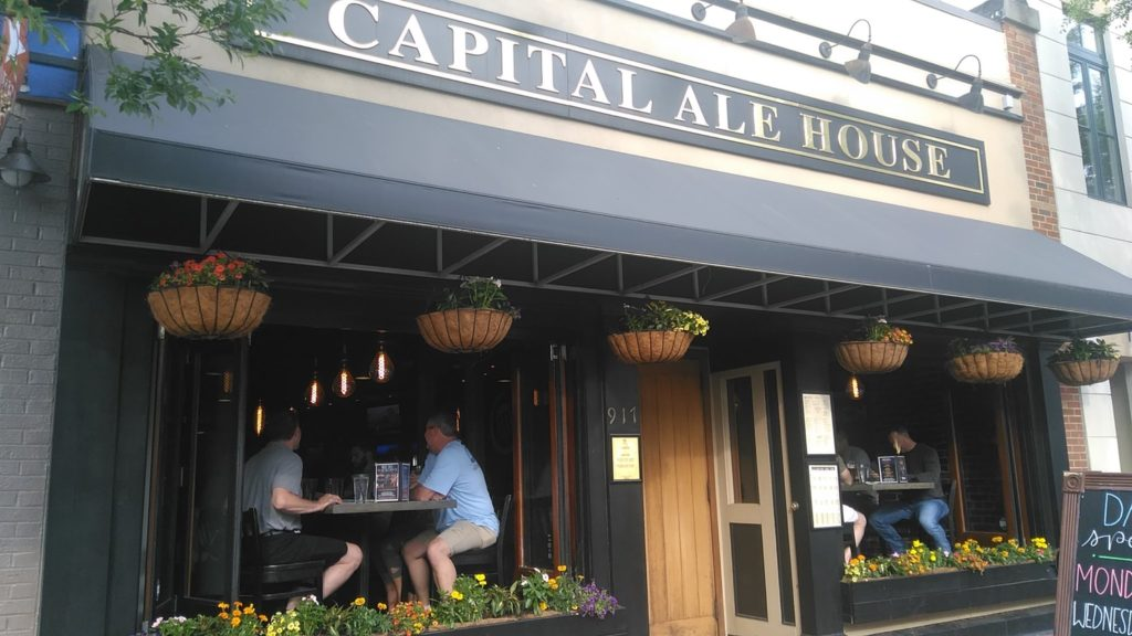 Capital Ale House Budget Bar Fredericksburg