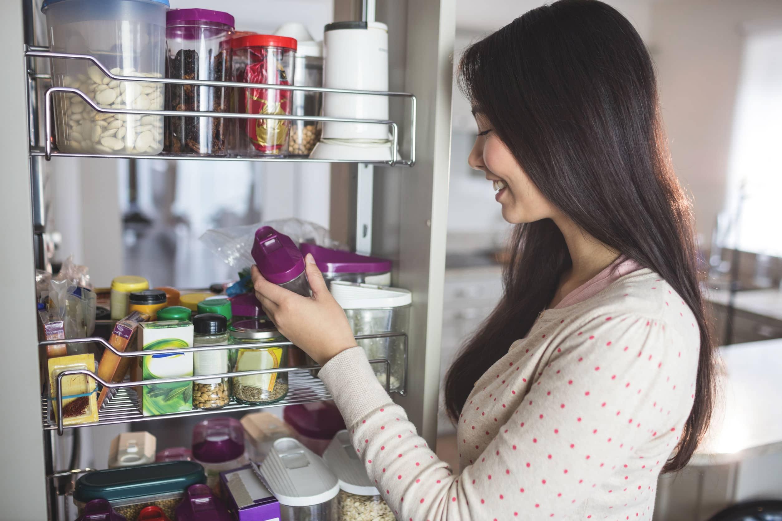 Kitchen Remodel Guide Storage