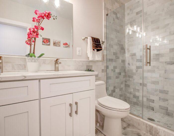 bathroom remodeling process