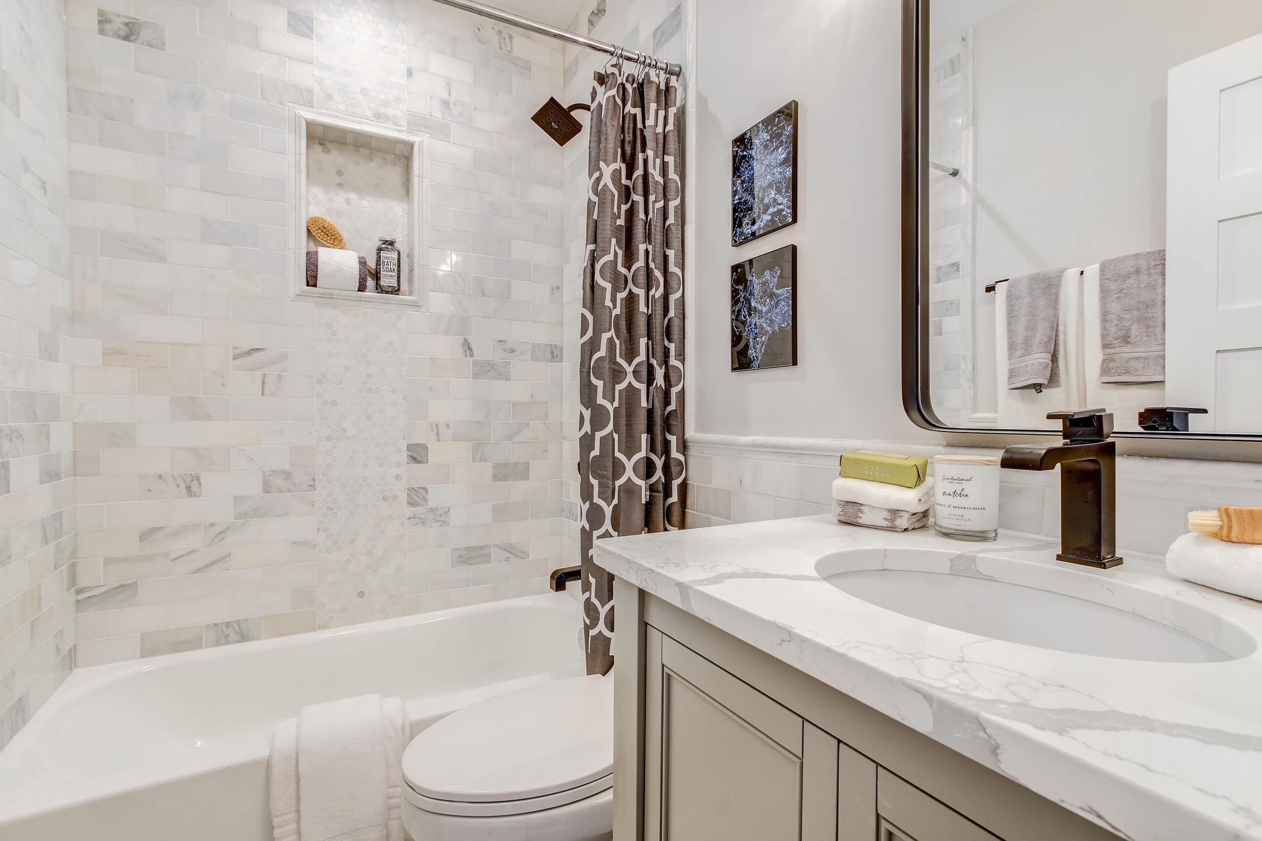 bathroom remodeling length