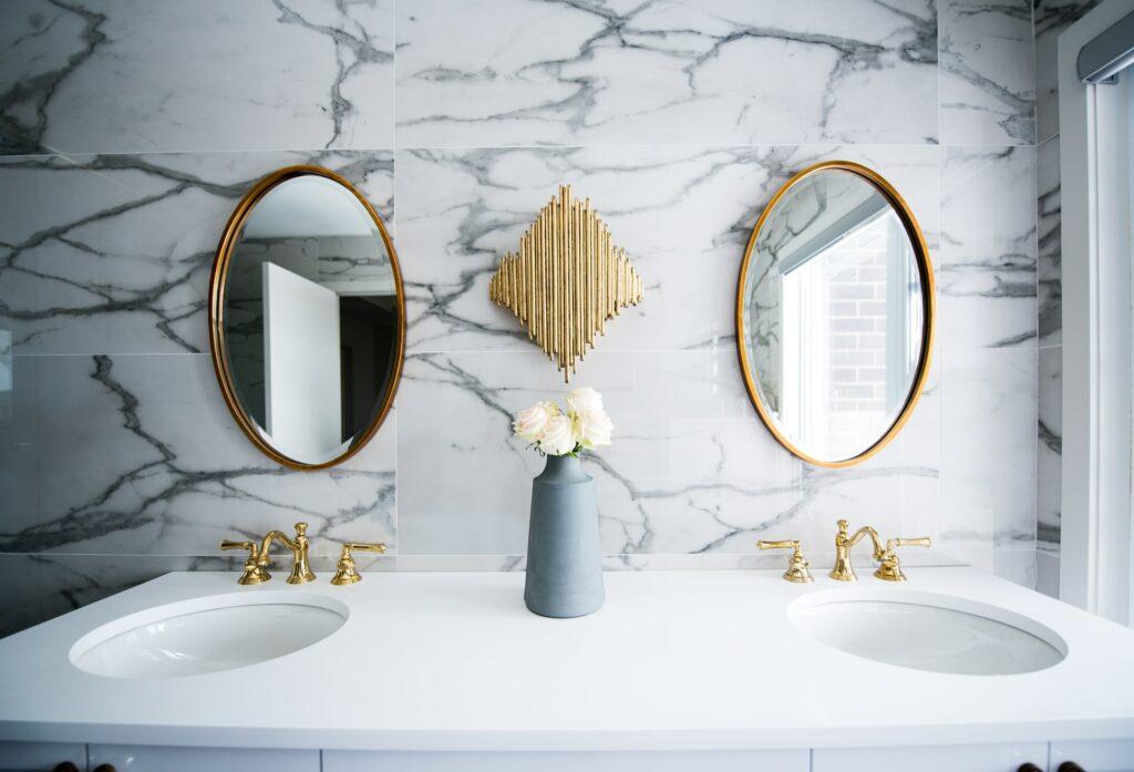 vanity bathroom remodeling process