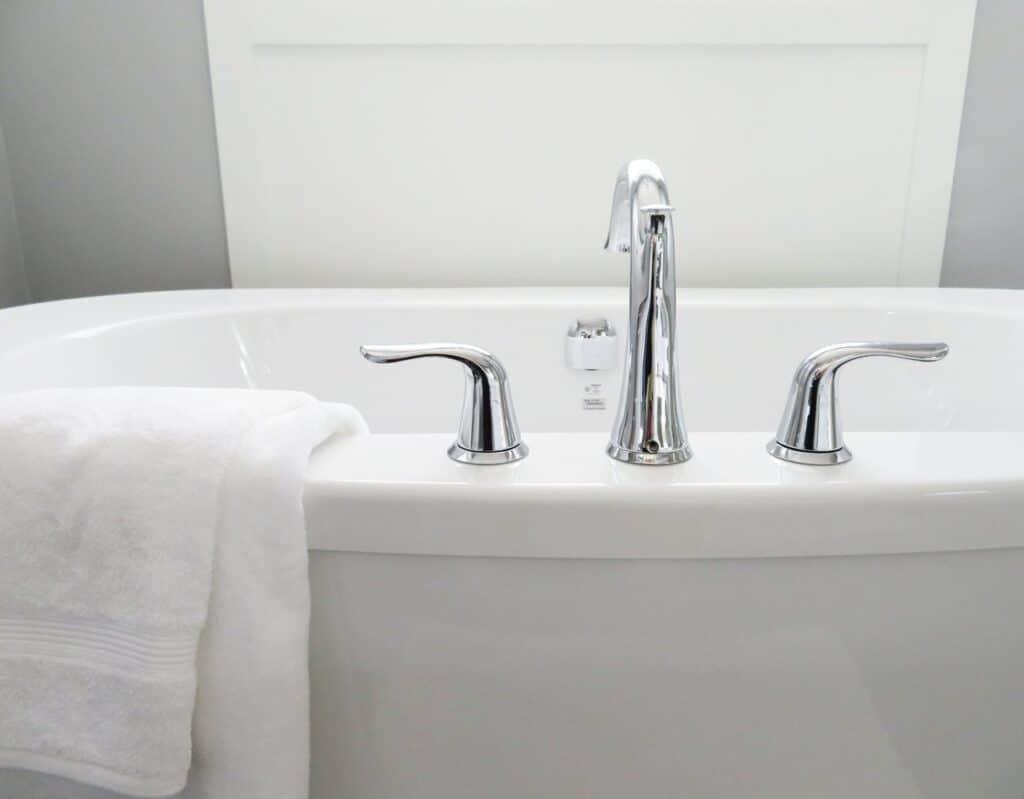bathtub affordable bathroom updates