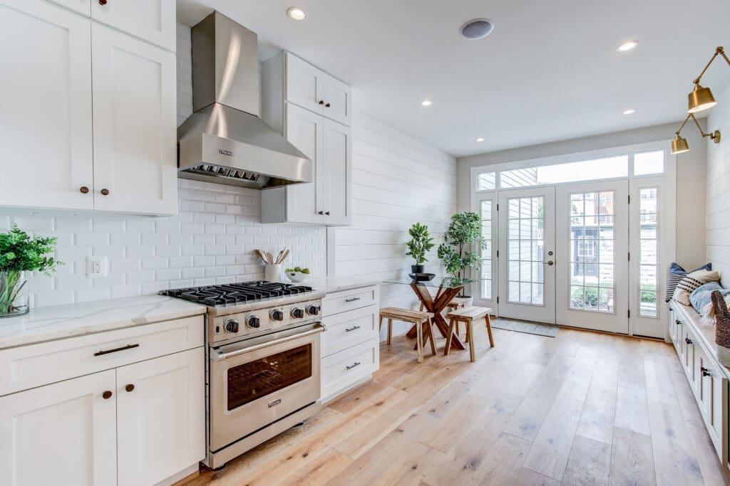 hardwood kitchen flooring options