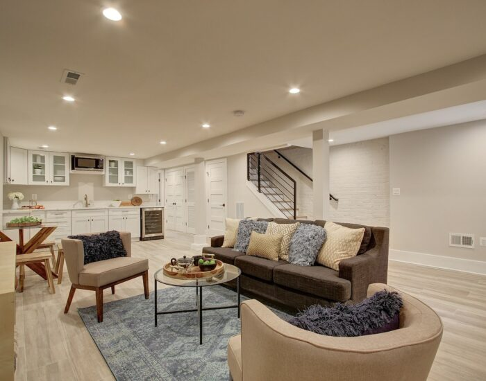 basement remodel chantilly