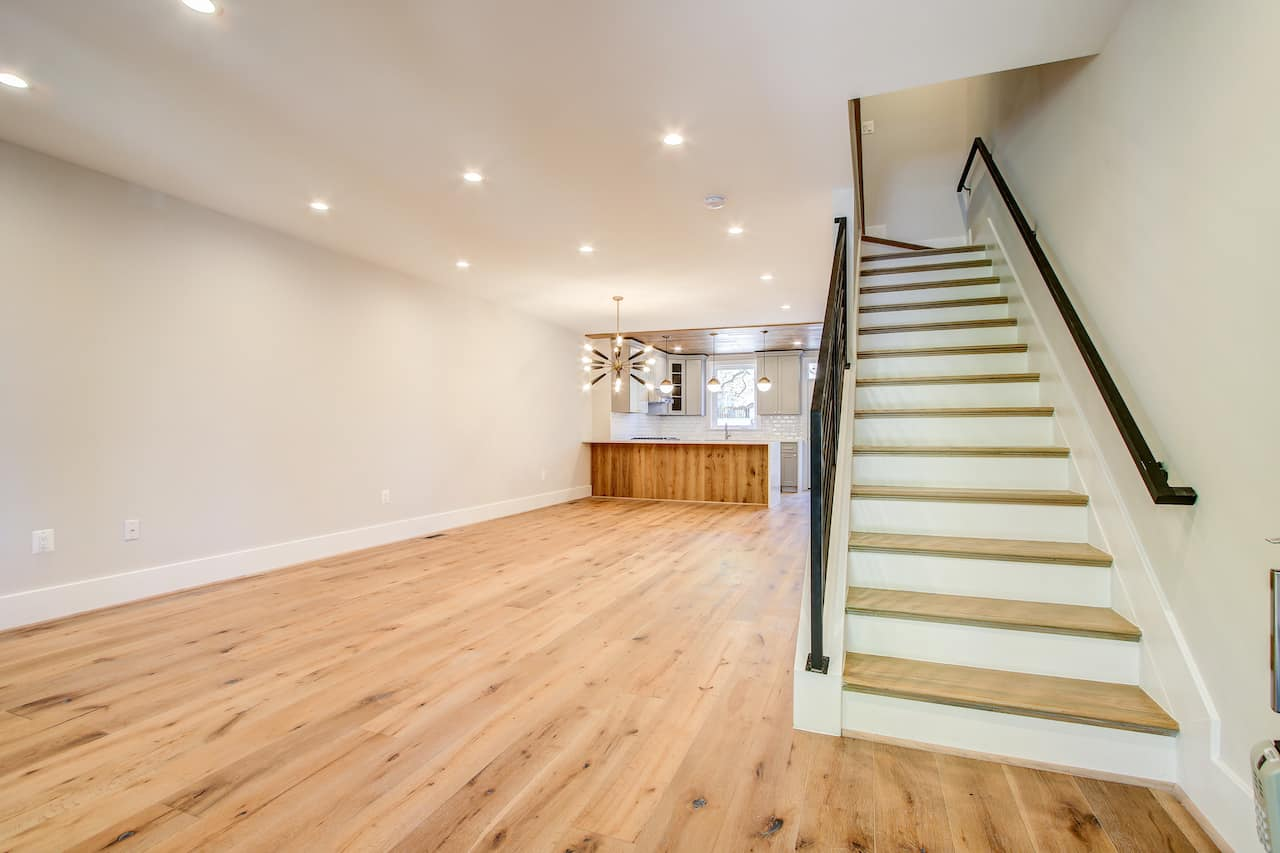 basement remodel fairfax