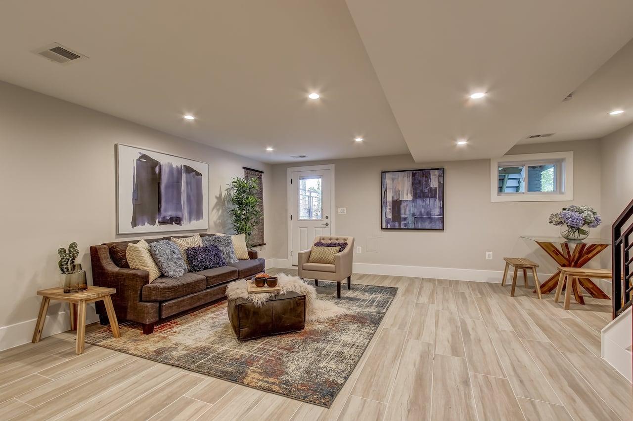 basement remodel frederick