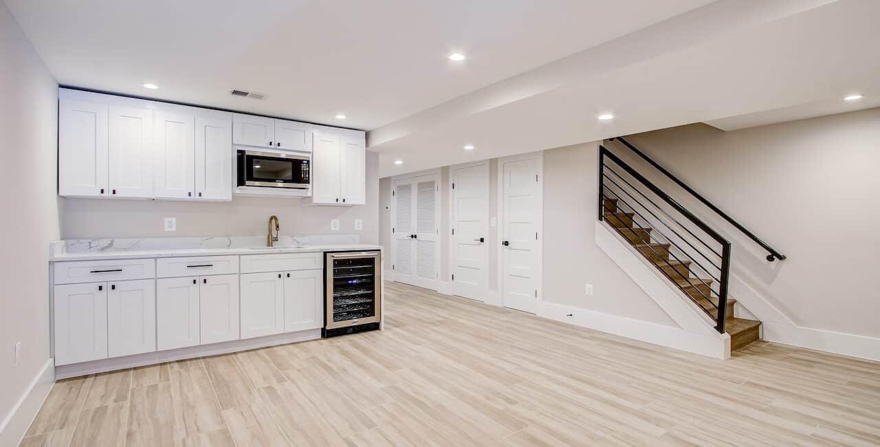 basement remodel waldorf