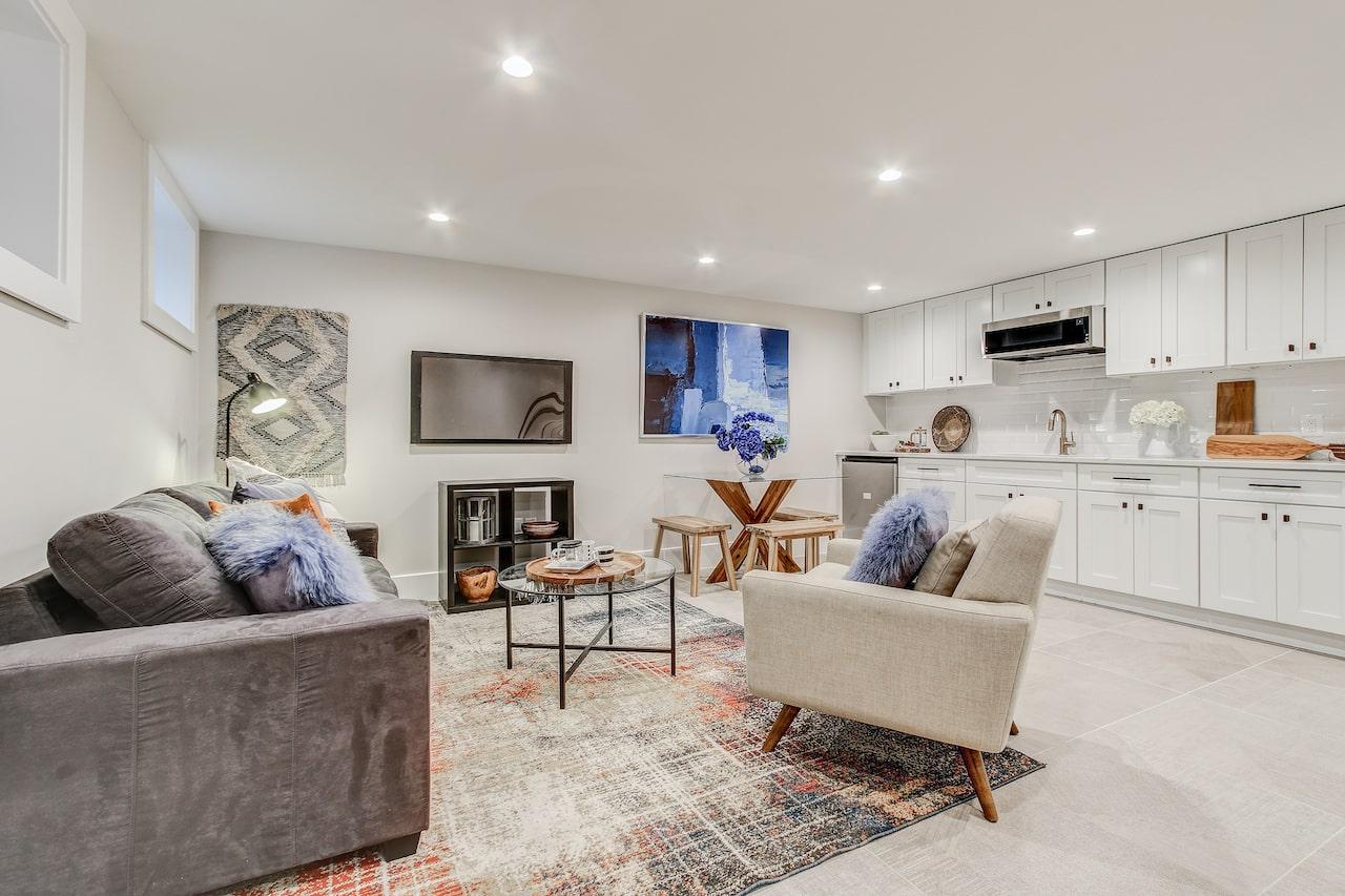 basement remodeling arlington