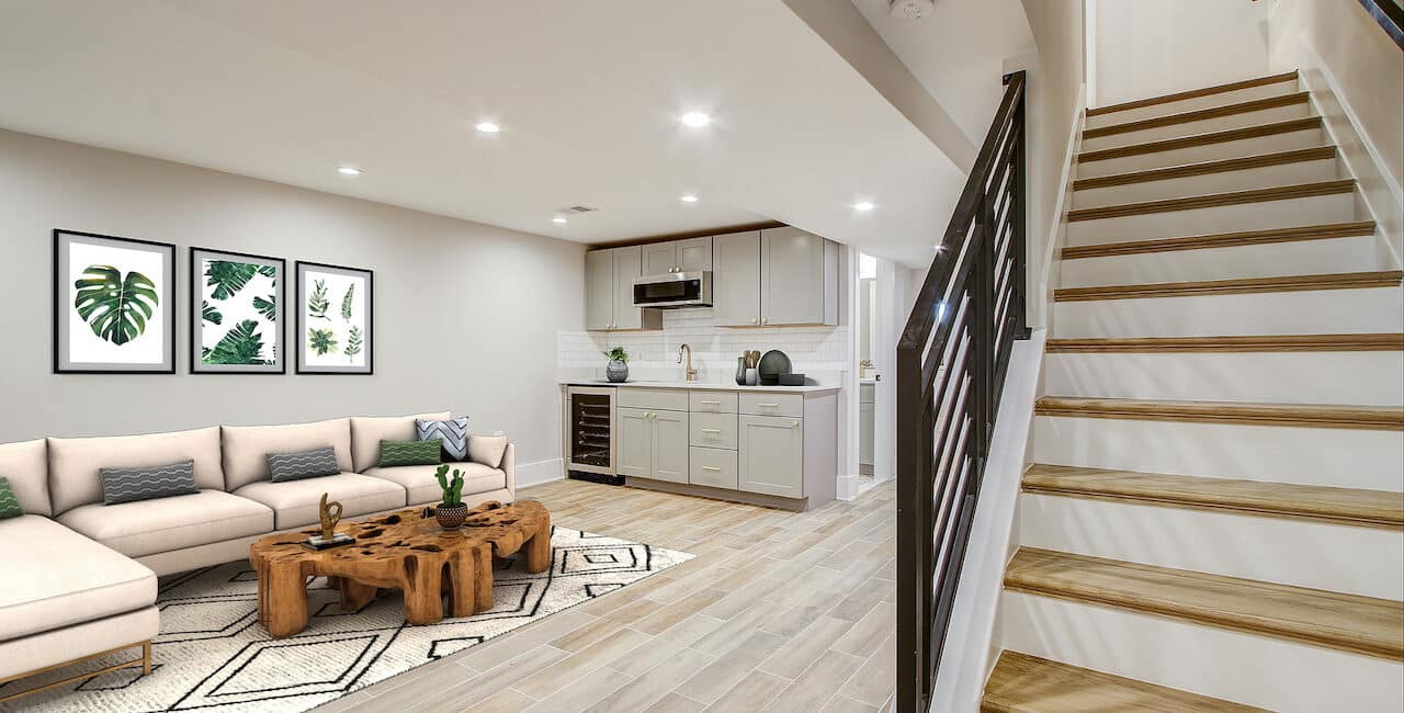 basement remodeling fairfax