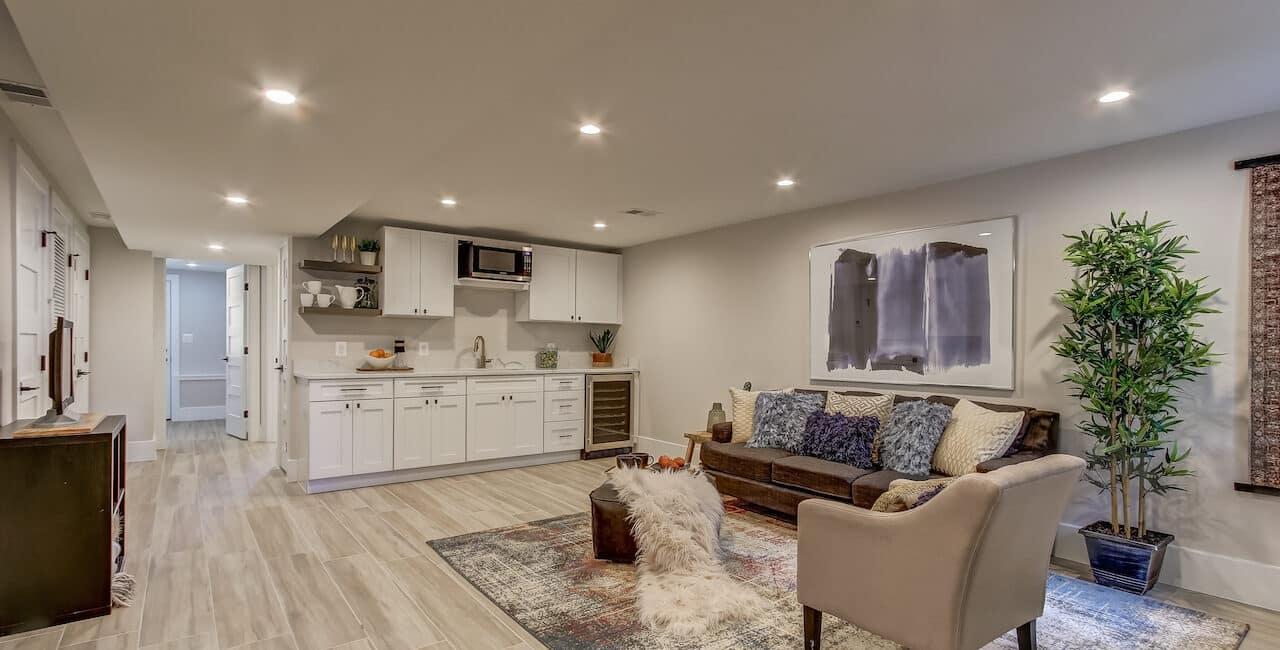 basement remodeling frederick md