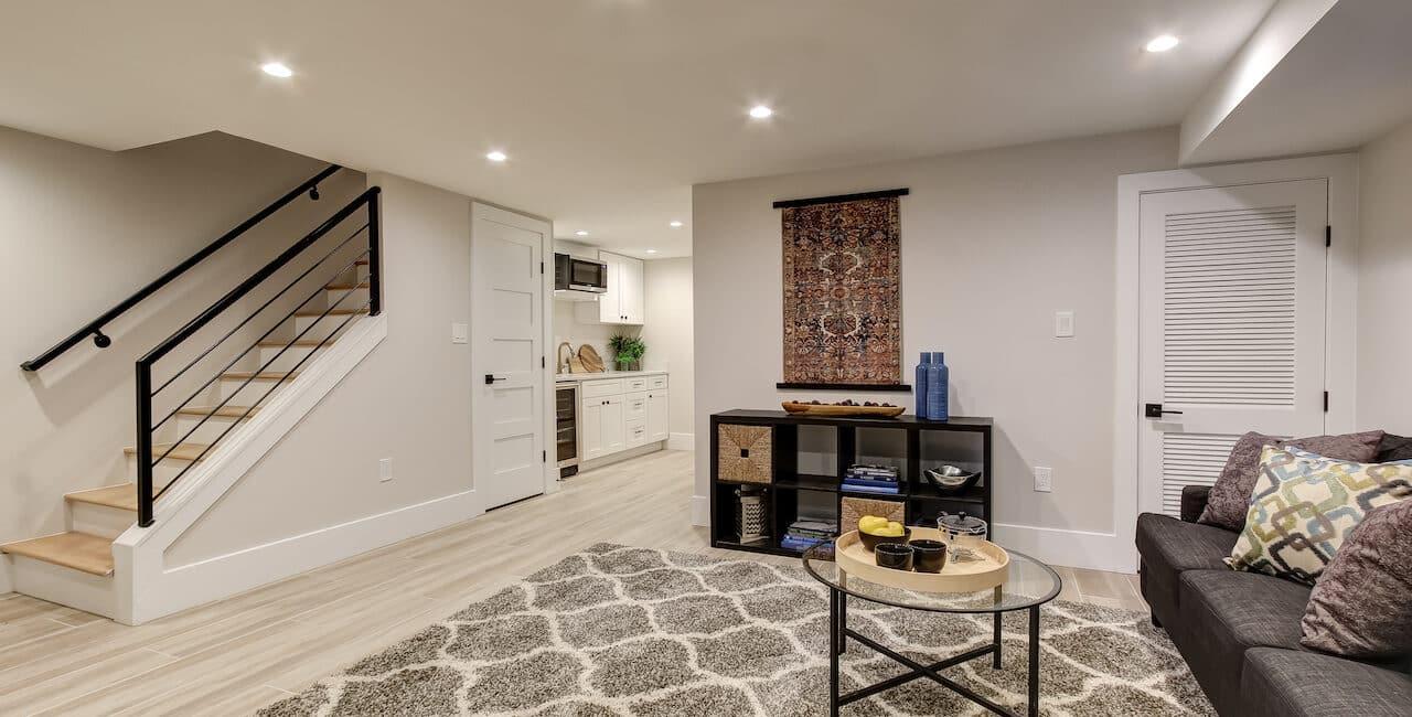 basement remodeling fredericksburg va
