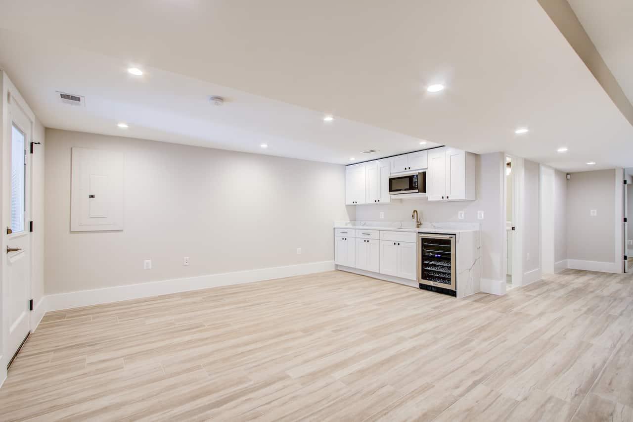 basement remodeling waldorf