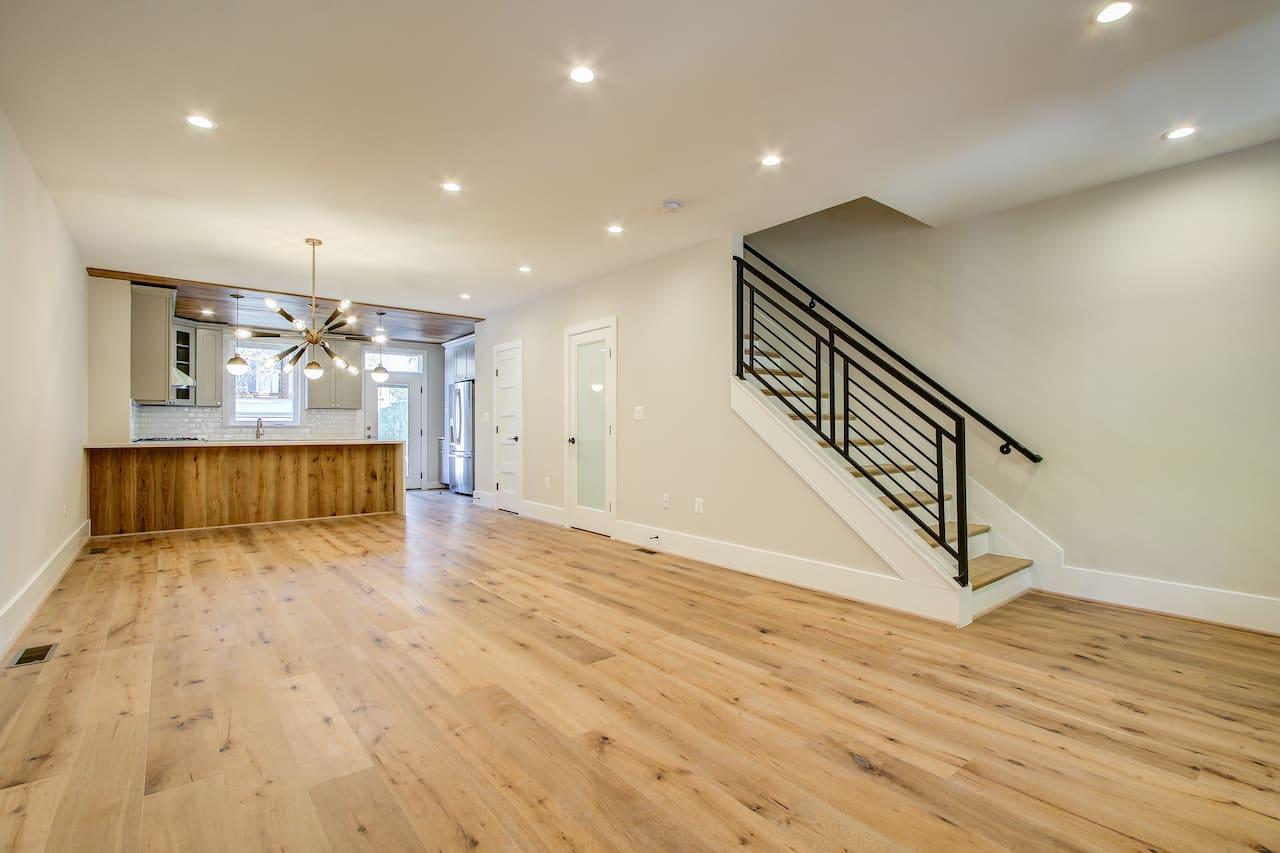 basement renovation fairfax