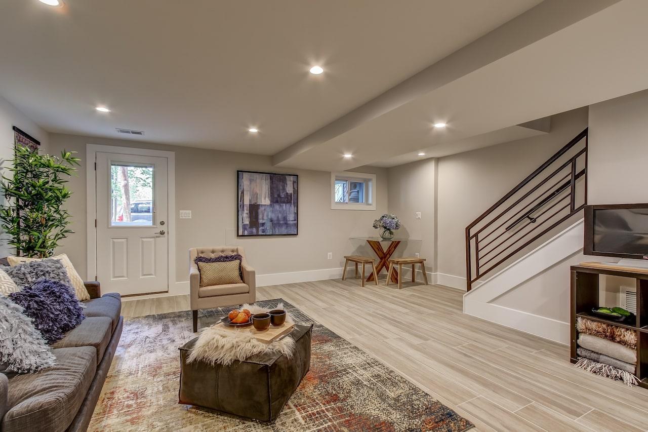basement renovation frederick
