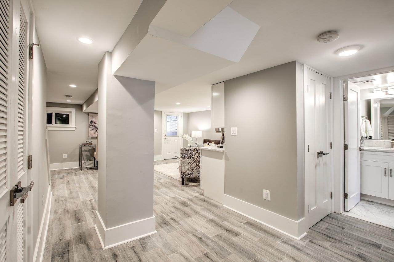 basement renovation vienna