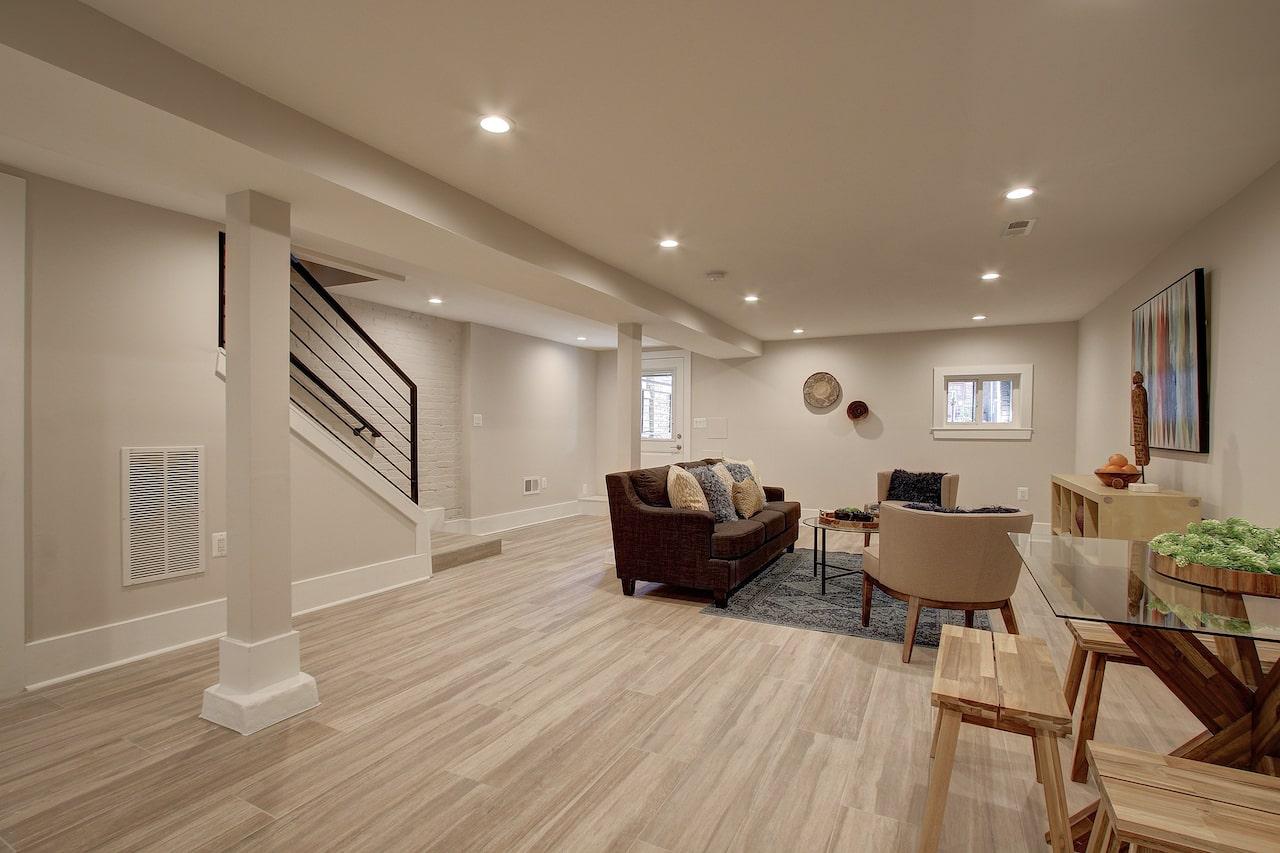 basement upgrade chantilly