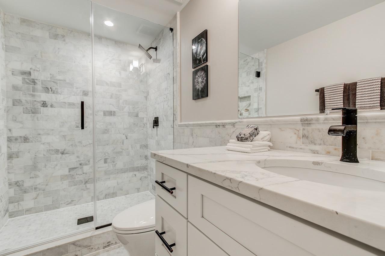 bath remodel arlington