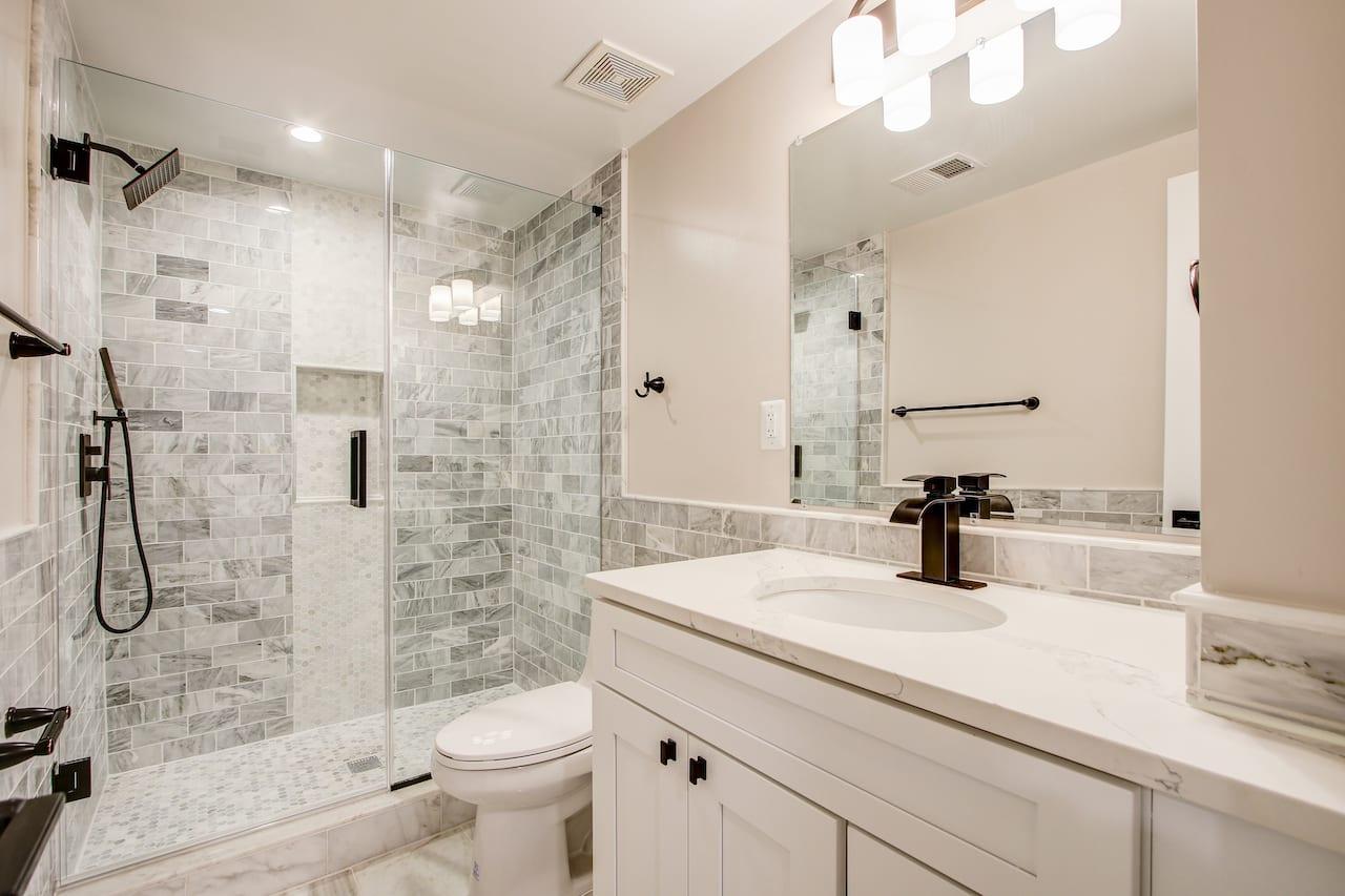 bathroom makeover waldorf