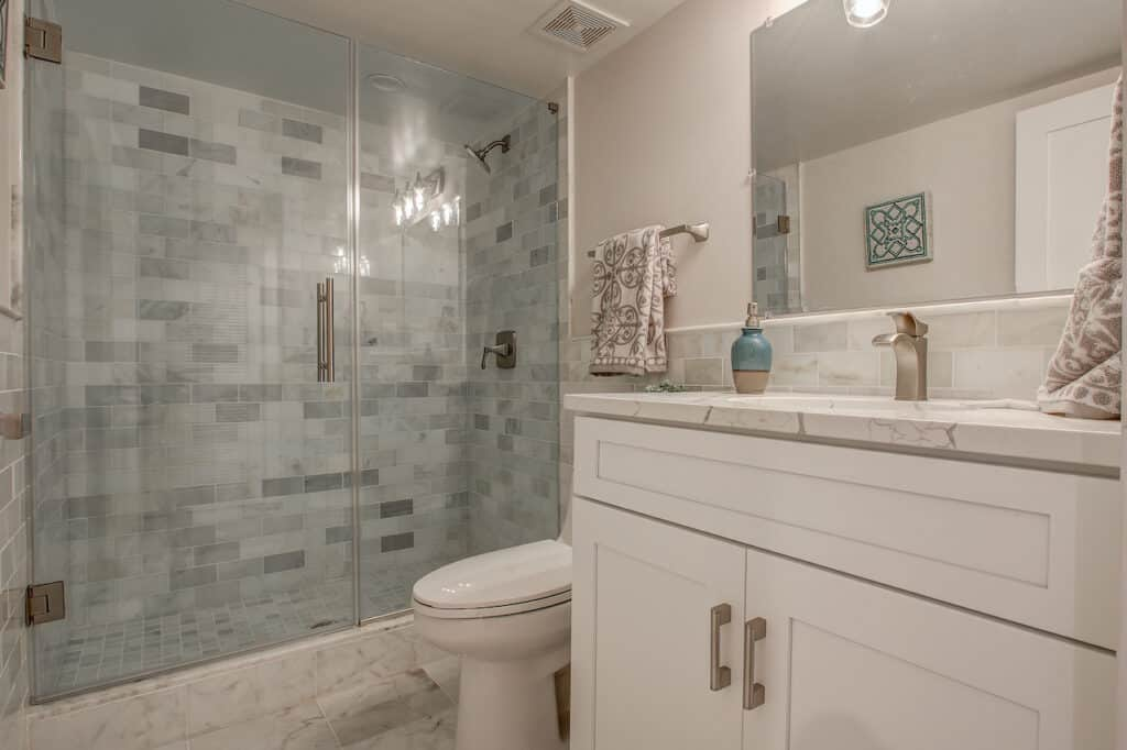 bathroom makeover woodbridge