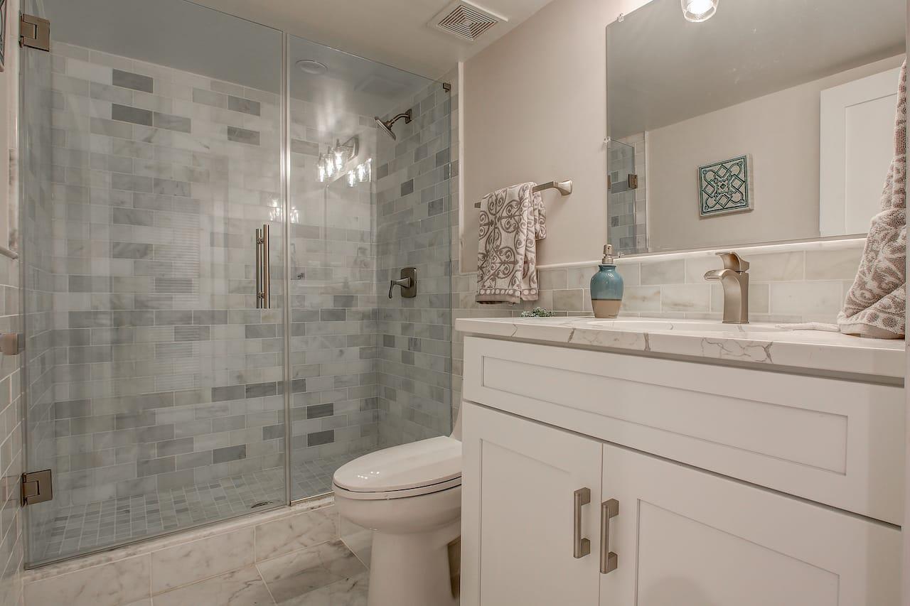 bathroom makeover woodbridge