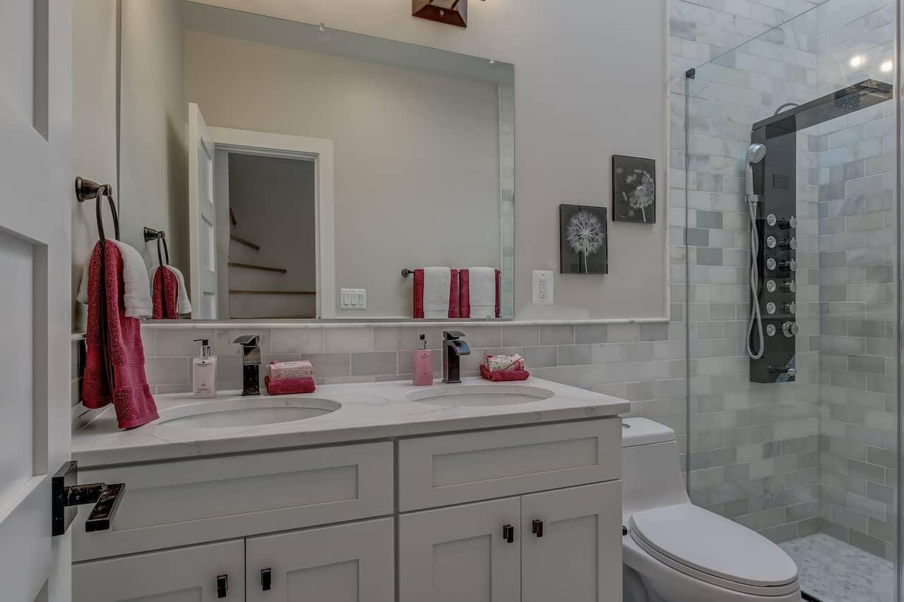 bathroom remodel chantilly