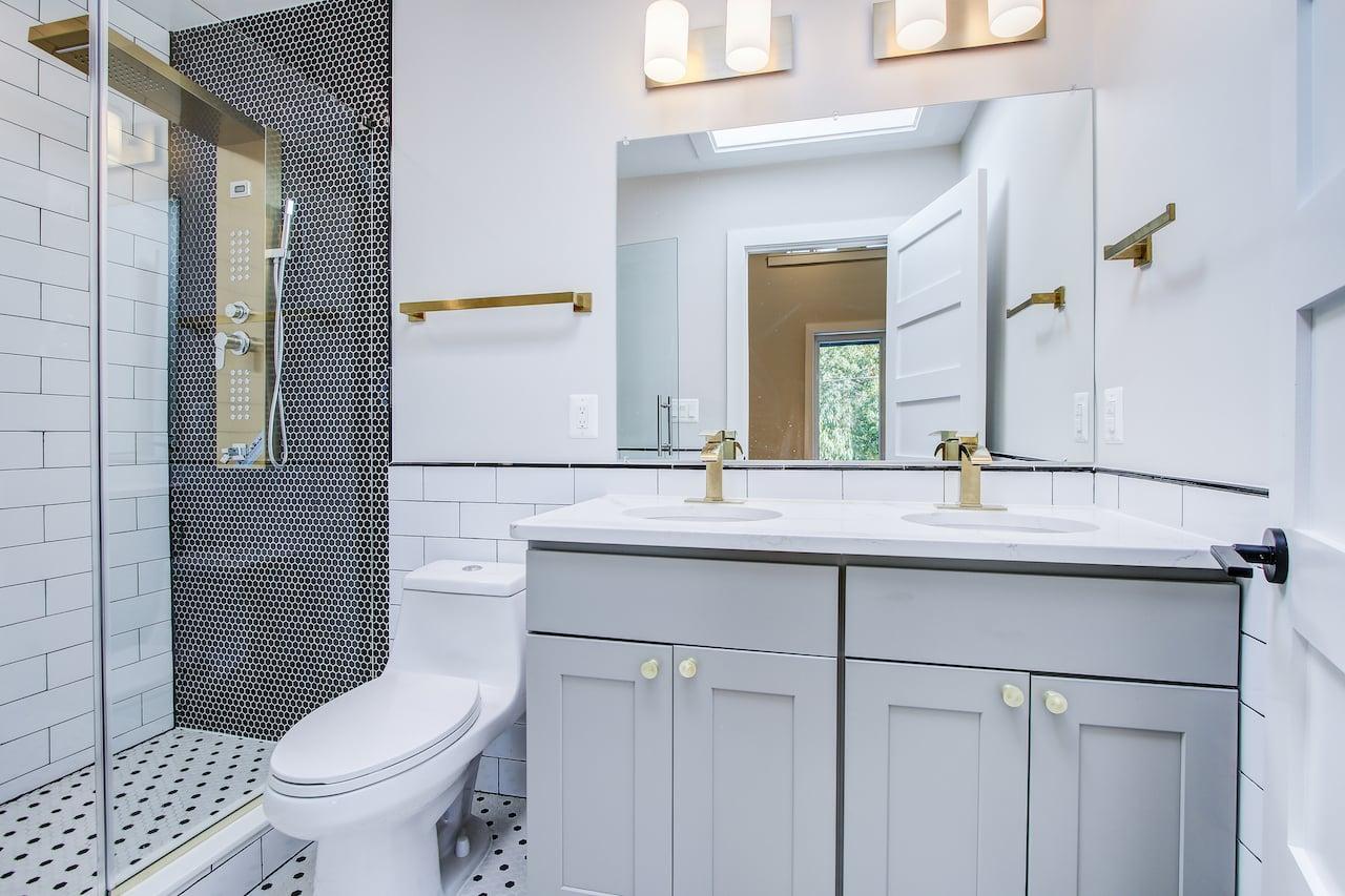 bathroom remodel fairfax
