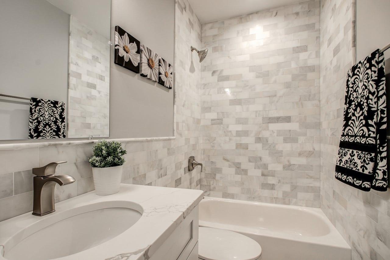 bathroom remodel vienna