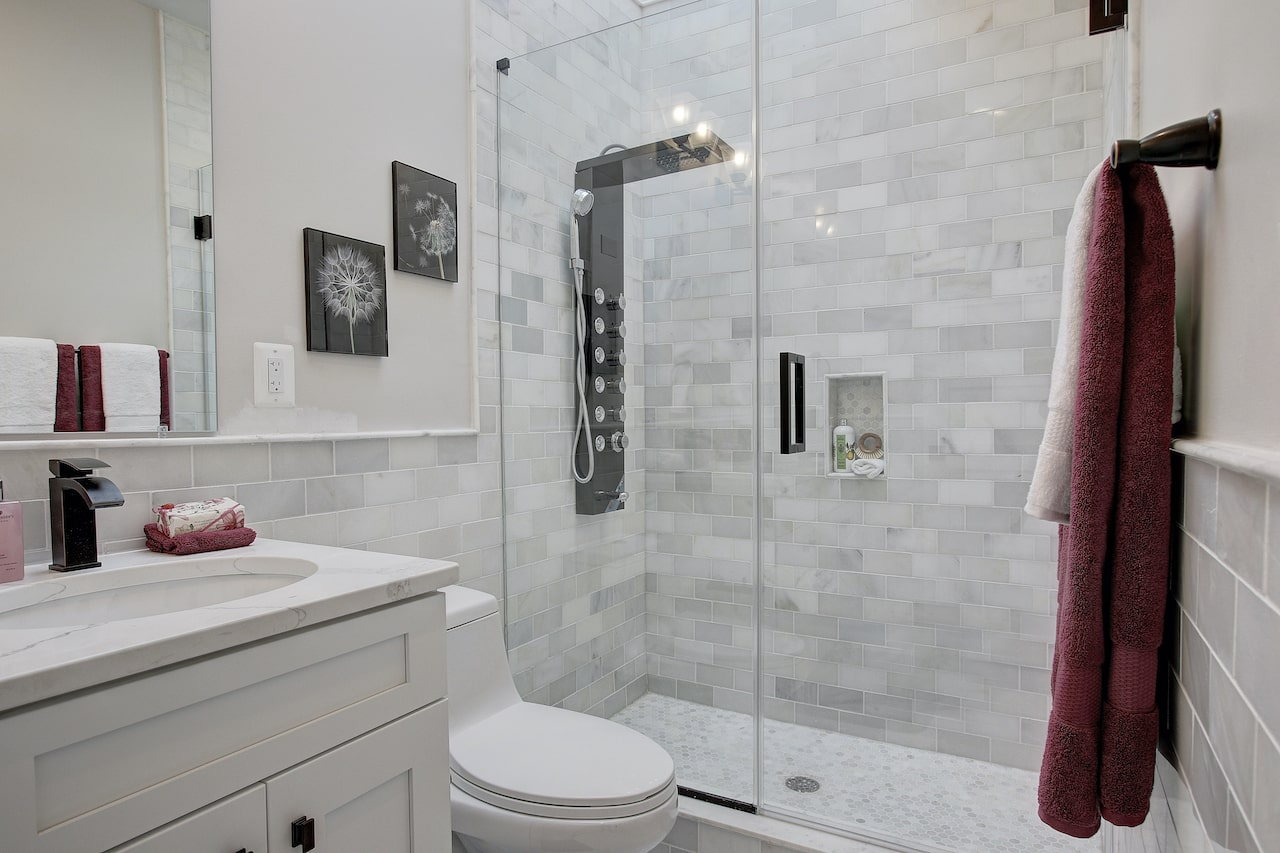 bathroom remodeling chantilly