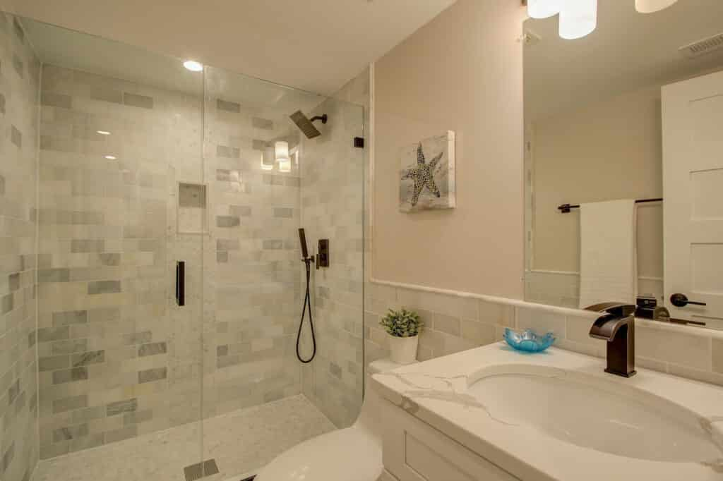 bathroom remodeling falls church