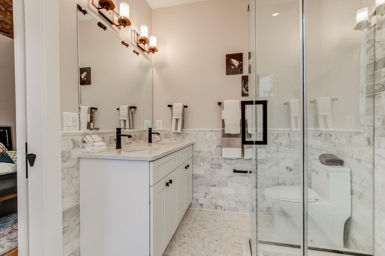 bathroom renovation arlington
