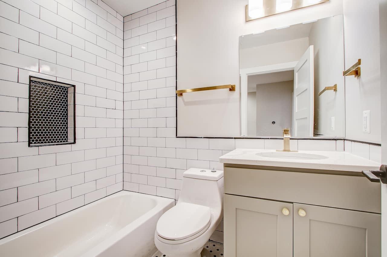 bathroom renovation fairfax