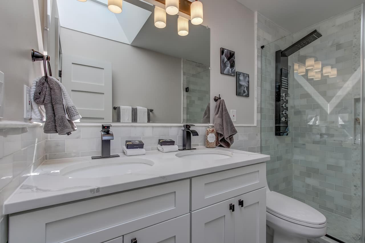 bathroom renovation manassas