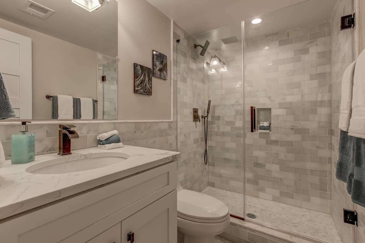 bathroom update chantilly