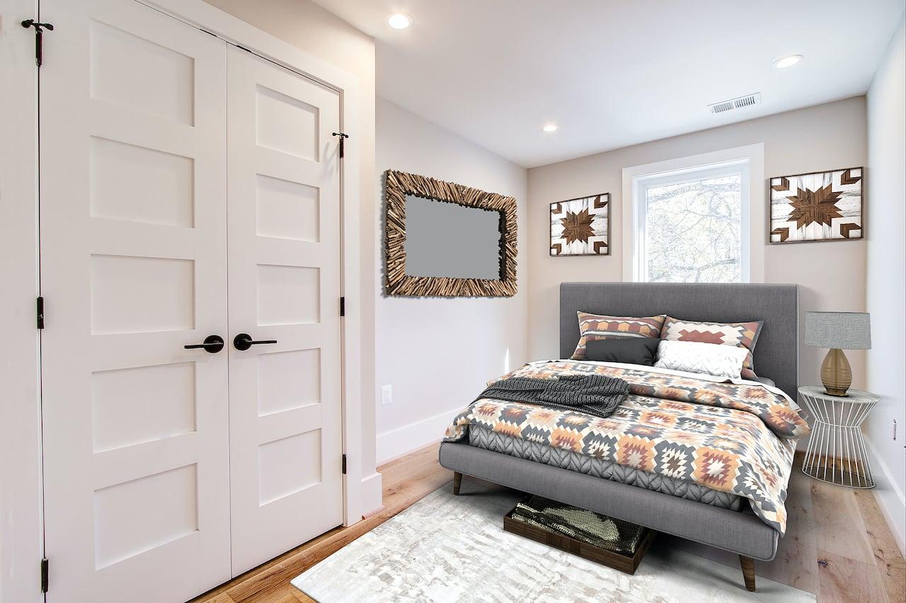 bedroom fairfax