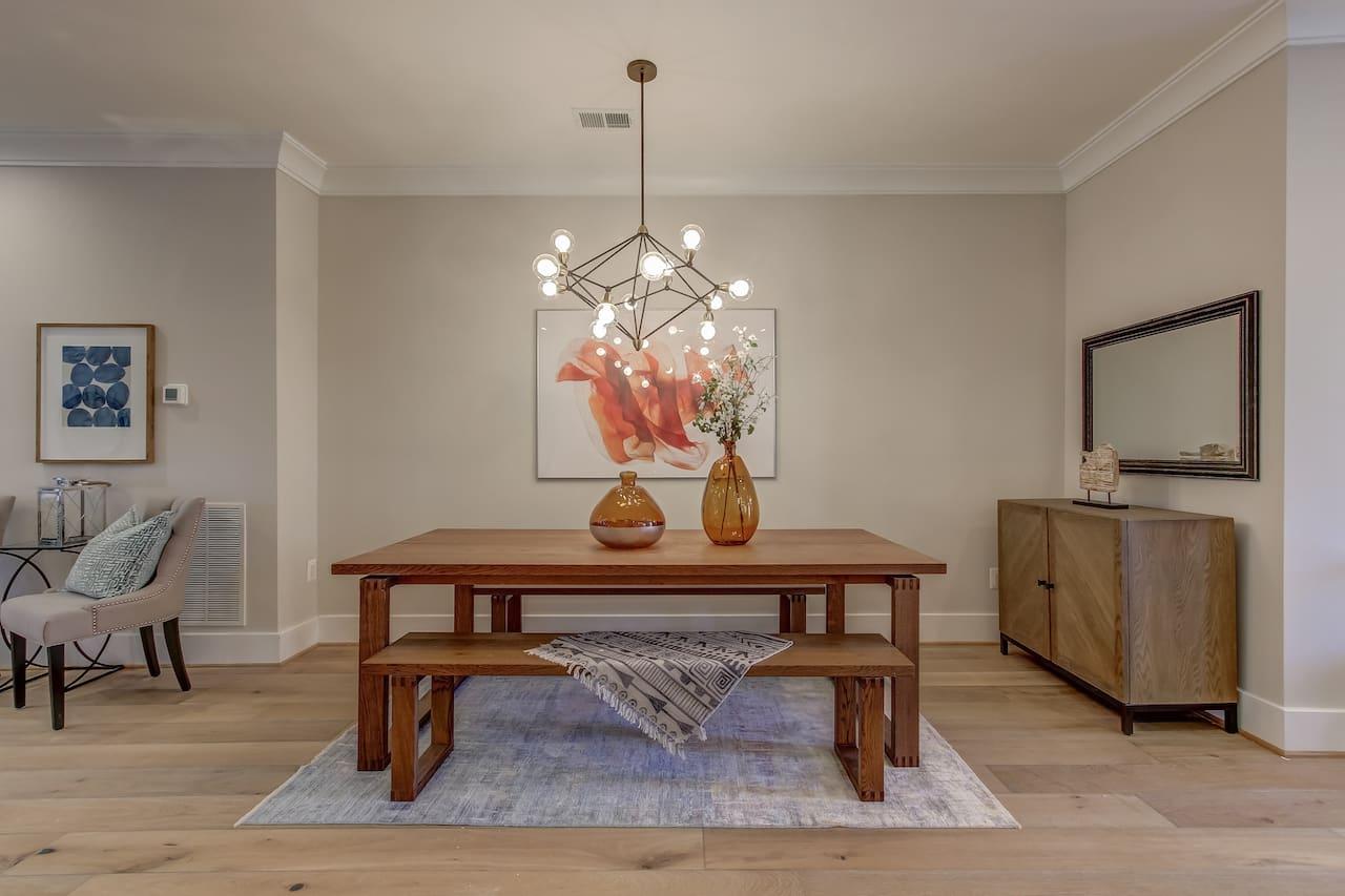 coffee table living room