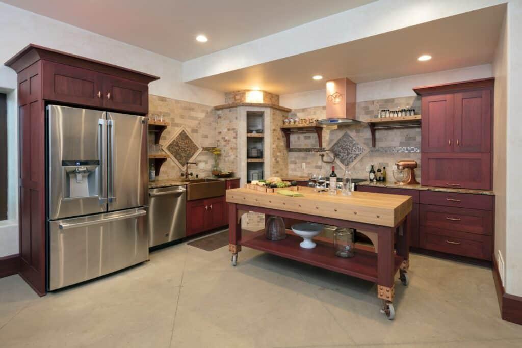 kitchen cabinet color ideas