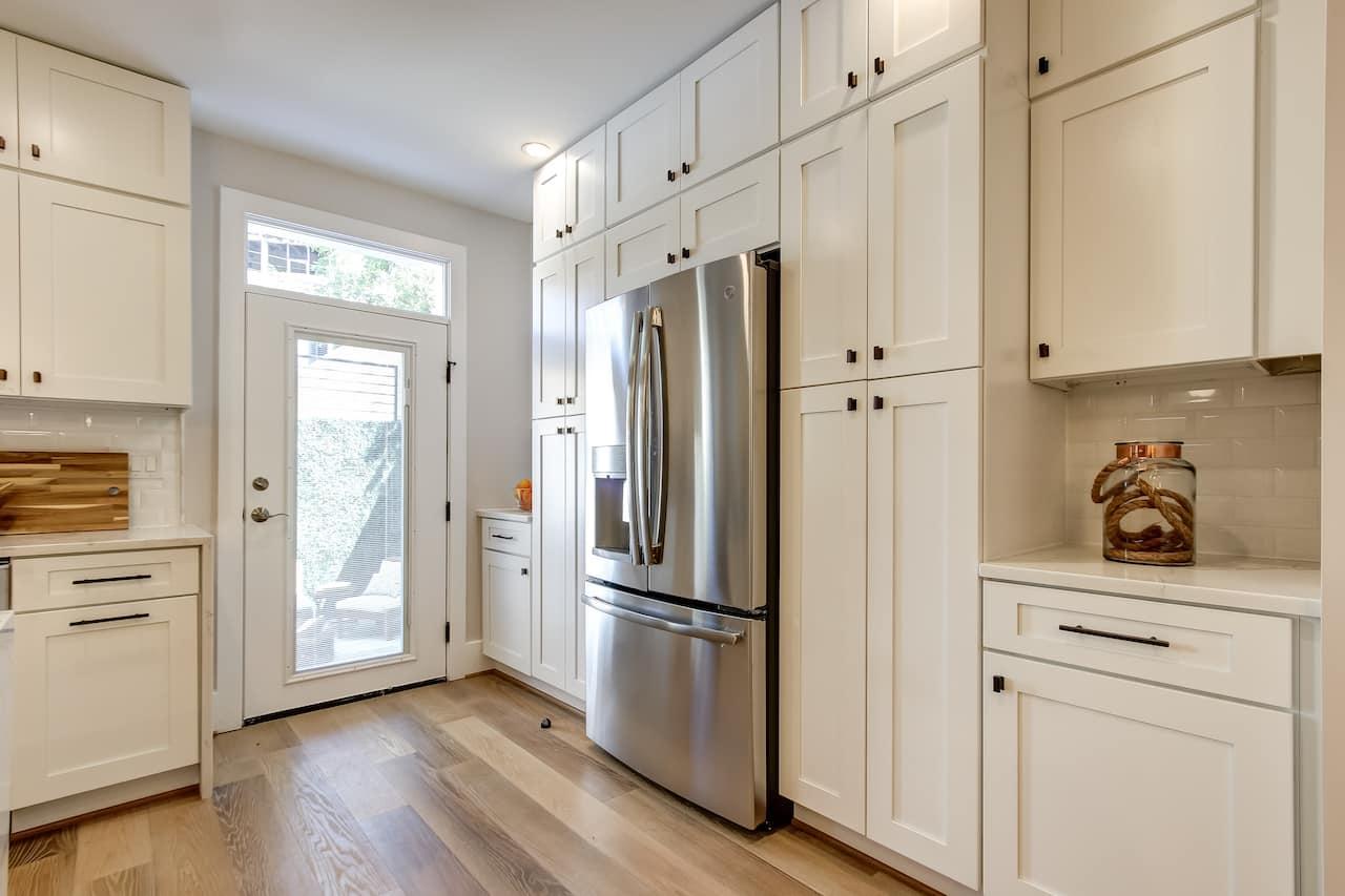 kitchen cabinets fredericksburg