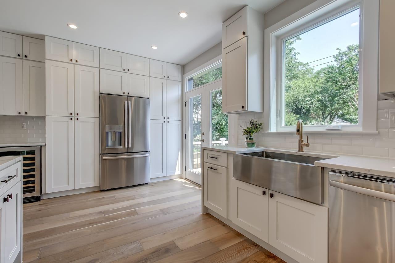 kitchen cabinets manassas
