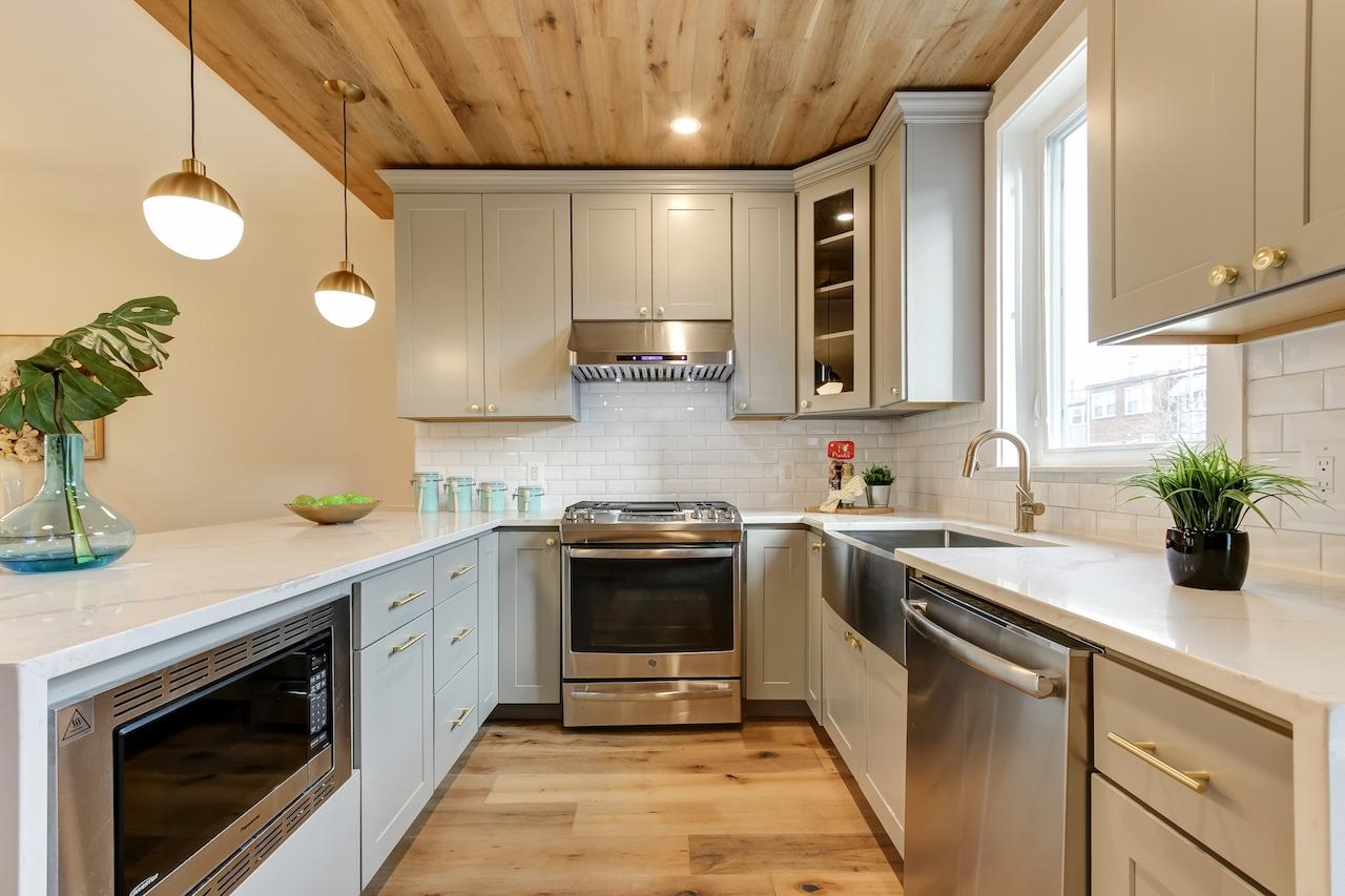 kitchen makeover ellicott city