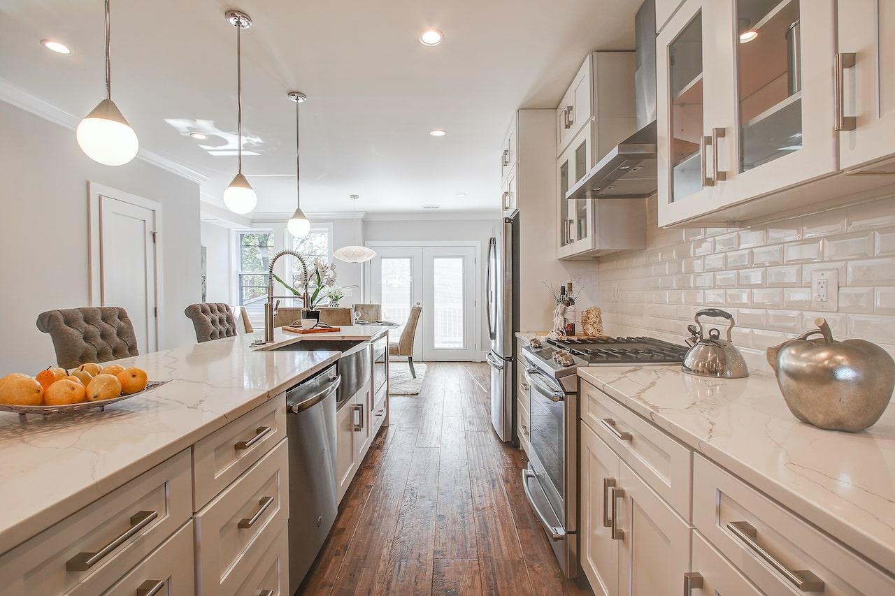kitchen remodel woodbridge