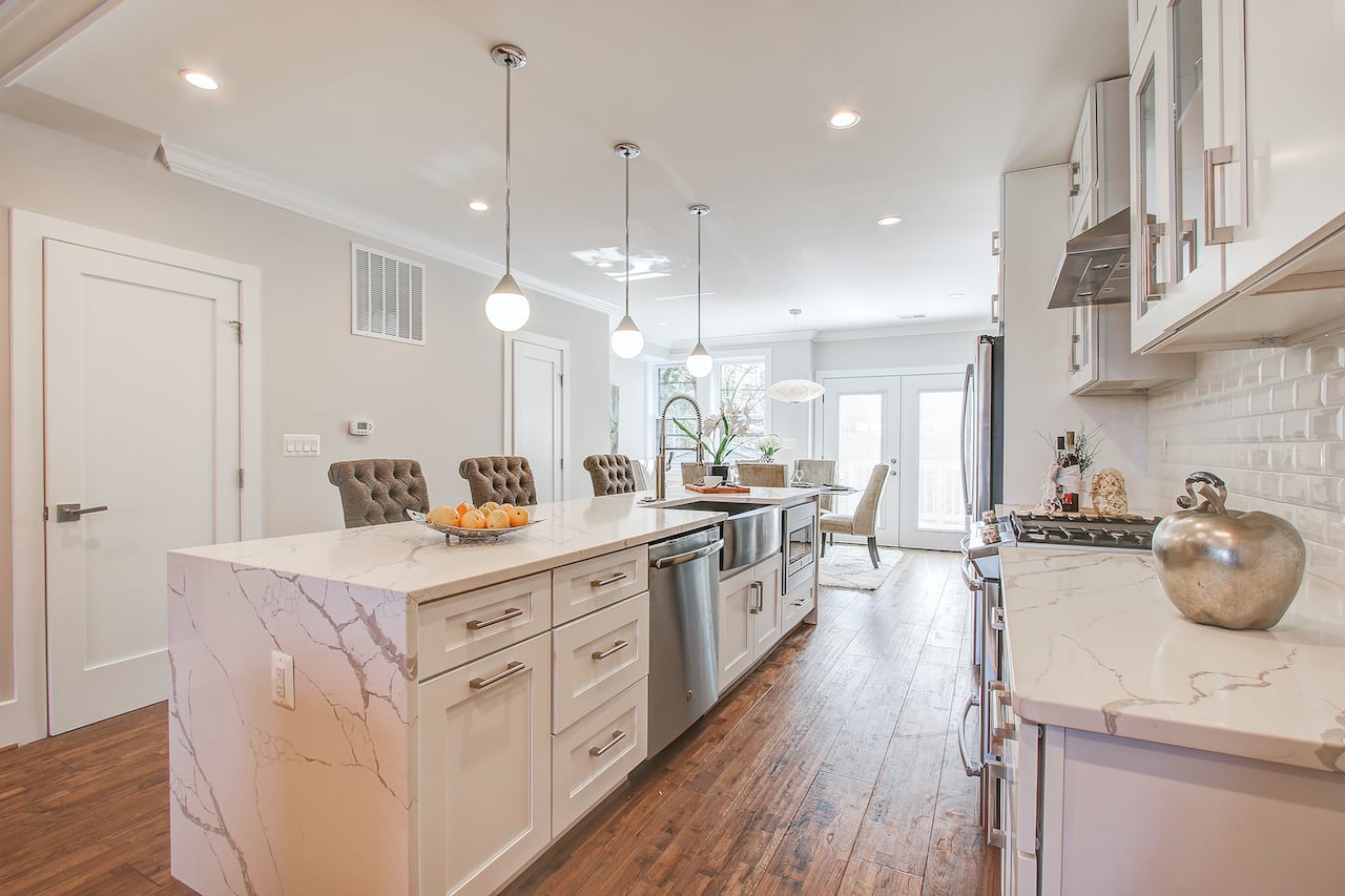 kitchen remodeling Woodbridge